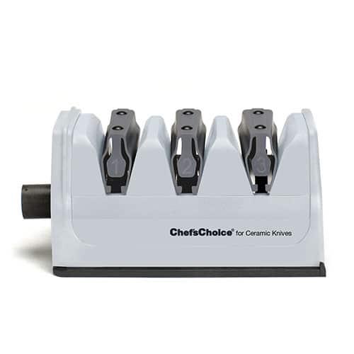 Chef's Choice Profesjonell elektrisk Knivsliper Test