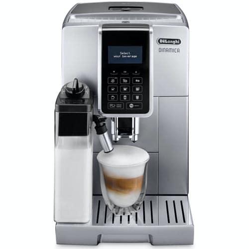 DeLonghi Kaffemaskin Test