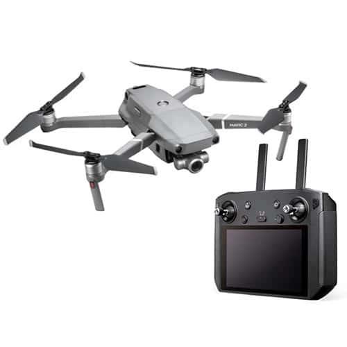 Dji Mavic 2 Zoom Drone Test