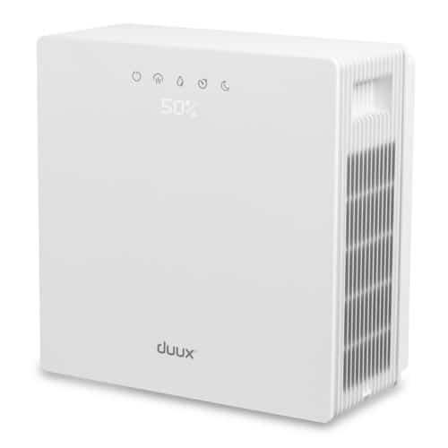 Duux Motion White Luftfukter Test