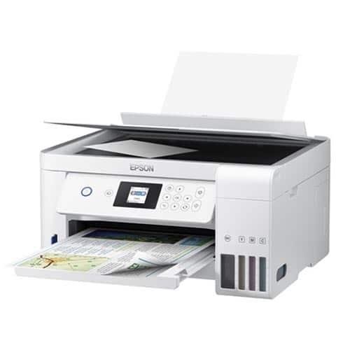 Epson EcoTank 3-in-1 Printer Test