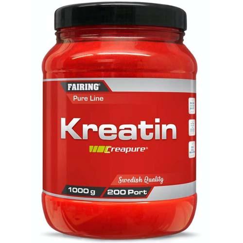 Fairing Kreatin Creapure Monohydrat Review