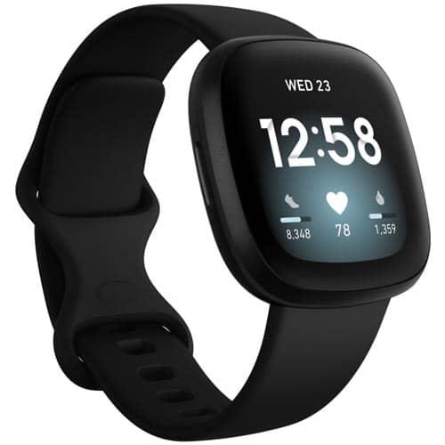 Fitbit Versa 3 Smartklokke