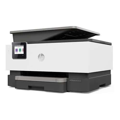 HP Officejet Pro 9014 Printer Test