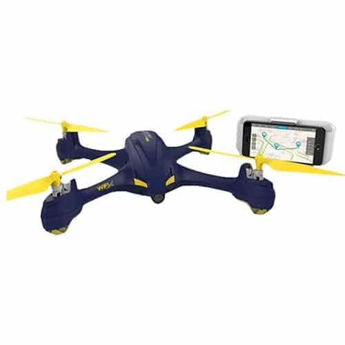 Hubsan X4 Star Pro Drone Test