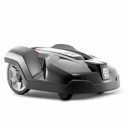 Husqvarna Automower 420 Robotklipper Test