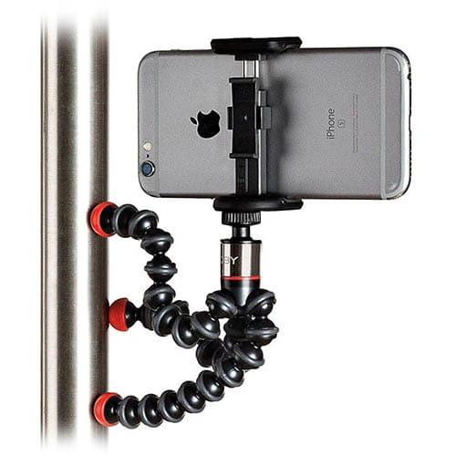 Joby GripTight One GorillaPod Magnetic Stativ Til Mobil Test