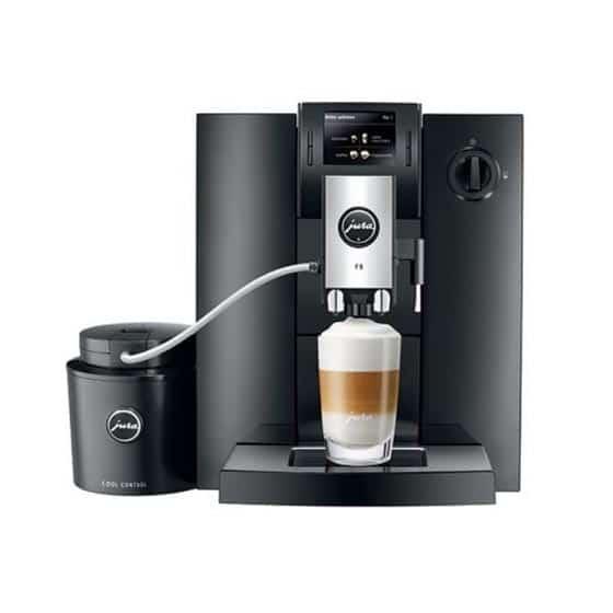 Jura Kaffemaskin test