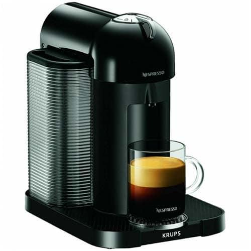 Krups Nespresso Vertuo Kaffemaskin Test