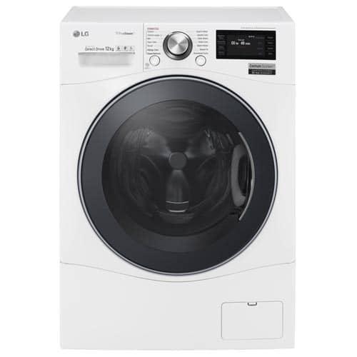 LG Frontmatet vaskemaskin FH6F9BDS2