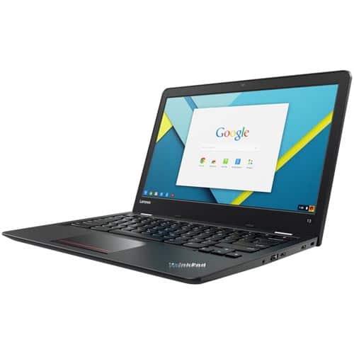 Lenovo Thinkpad 13 Chromebook Test