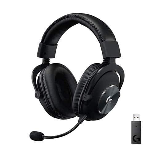 Logitech Pro X Wireless Lightspeed Headset Test