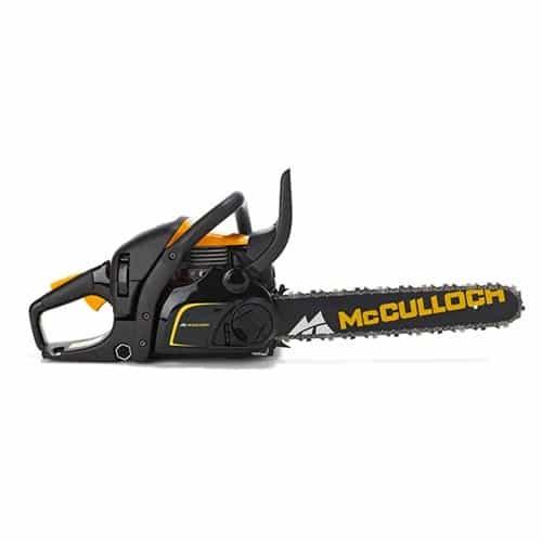 McCulloch CS450 Elite Motorsag Test