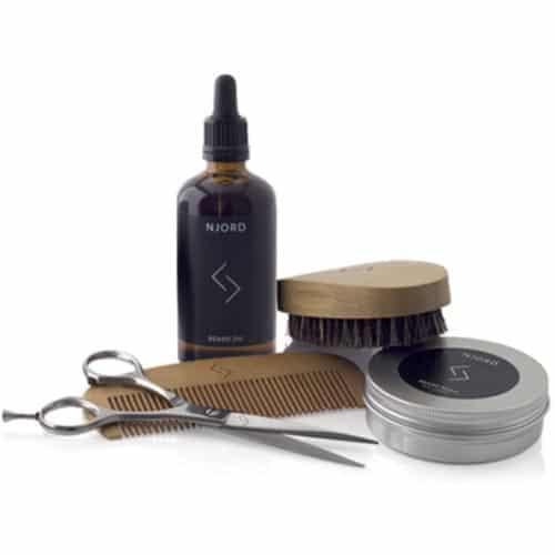 Njord Beard Skjeggolje Kit