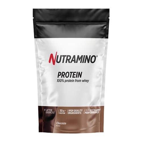 Nutramino Whey Proteinpulver Best i Test
