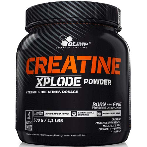 Olimp Creatine Xplode Powder - Kreatin