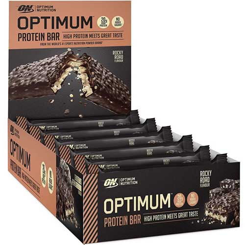 Optimum ProteinBar Test