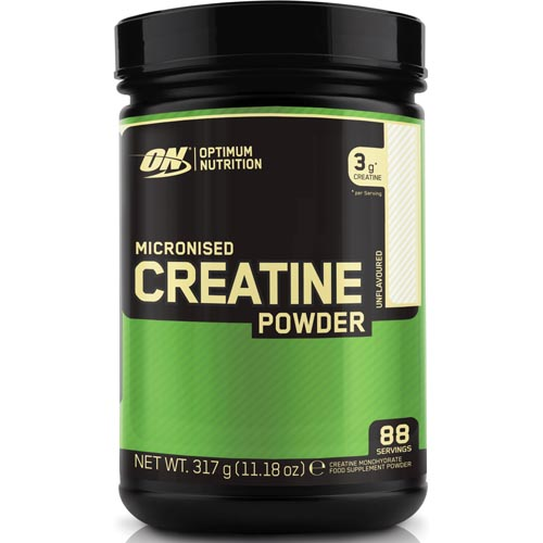 Optimum Nutriton Creatine Powder Review