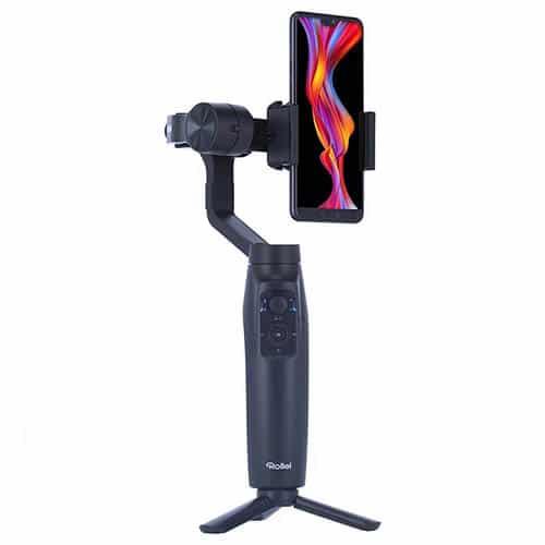Rollei Smartphone Gimbal Go Stativ Til Mobil Test