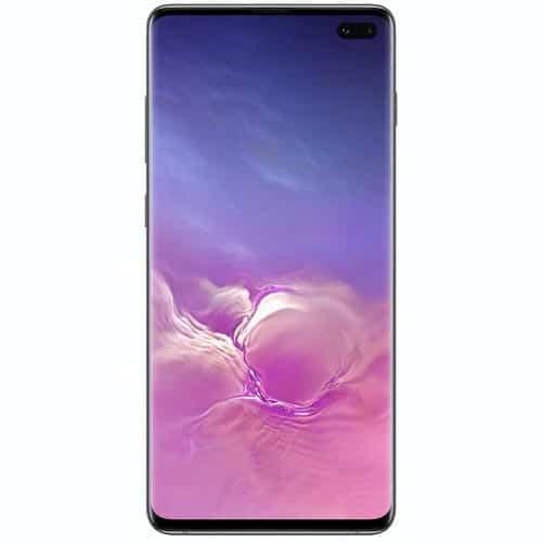 Samsung Galaxy S10+ Mobil Test