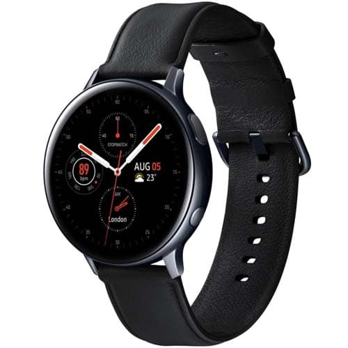 Samsung Galaxy Watch Active 2 Smartklokke Test