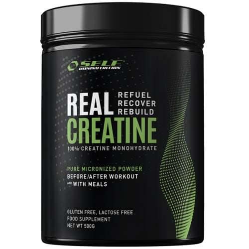 Self Real 100% Creatine test