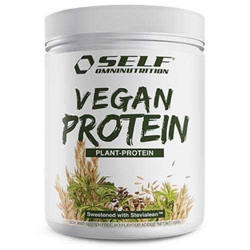 Self Vegan Proteinpulver Test