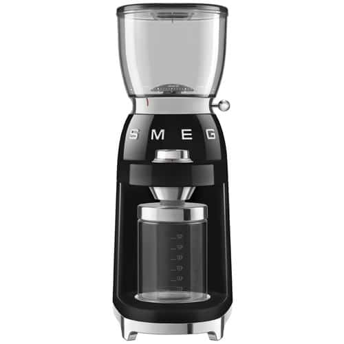 Smeg CGF01 Kaffekvern Test