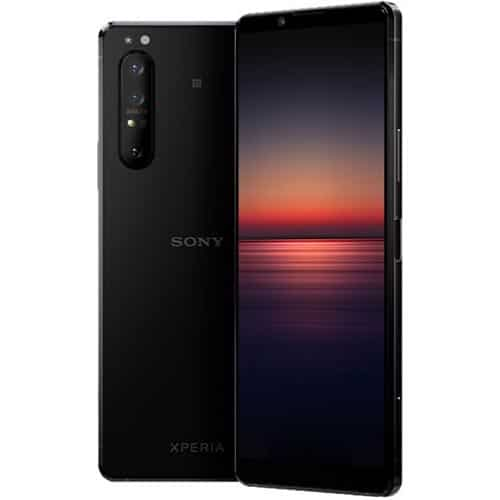 Sony XPERIA1 Mobil Test