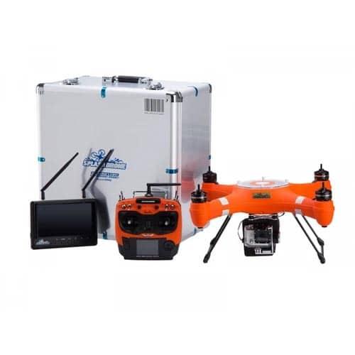 SwellPro Vanntett Drone Test