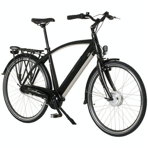 Witt E-Bike E650 Elsykkel Test