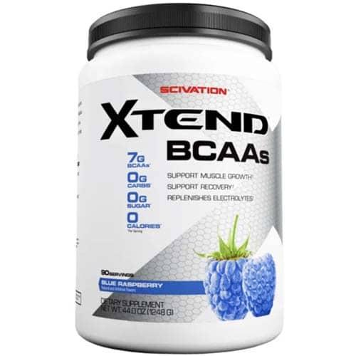 Xtend BCAA Test