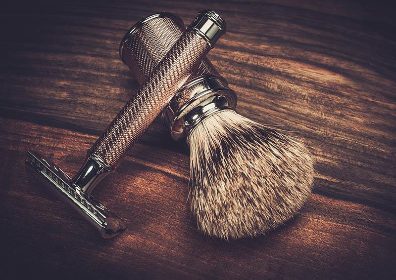 Barberhøvel // Markomann.no