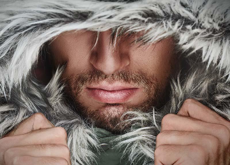 Vinterjakke Herre test