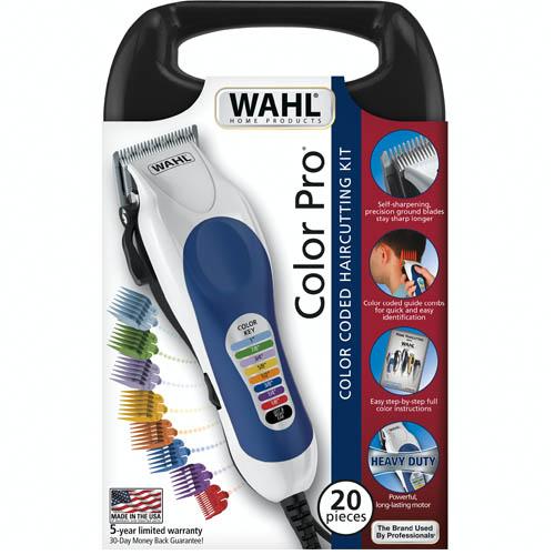 Wahl Ledningsbasert Color Pro hårklipper